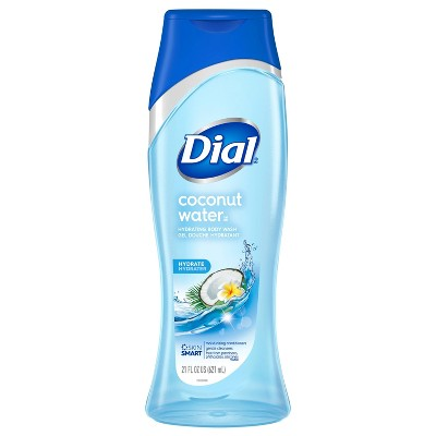 Dial Skin Coconut Water Body Wash - 21oz