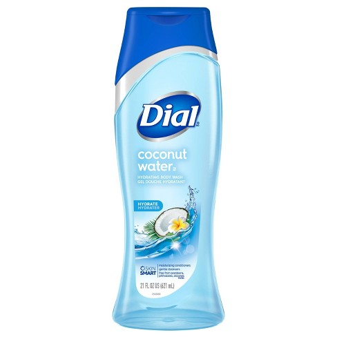 Dial Skin Coconut Water Body Wash - 21oz - image 1 of 4