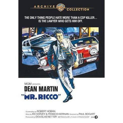 Mr. Ricco (DVD) - image 1 of 1