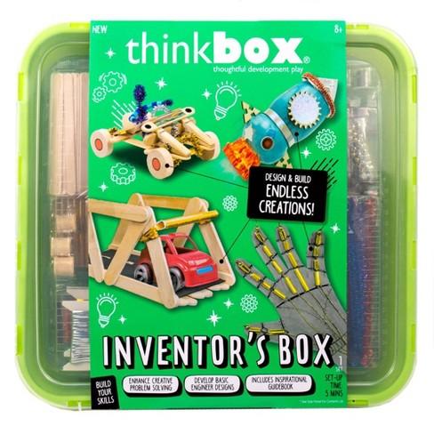 Inventor's Box Set - Think Box - image 1 of 4