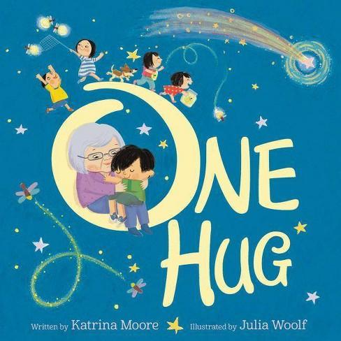 One Hug - by  Katrina Moore (Hardcover) - image 1 of 1