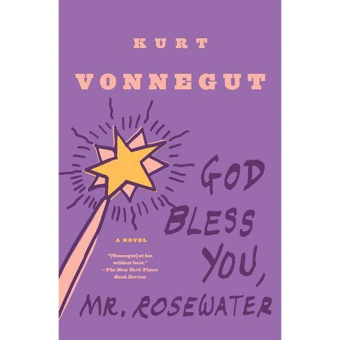 God Bless You, Mr. Rosewater - by  Kurt Vonnegut (Paperback) - image 1 of 1