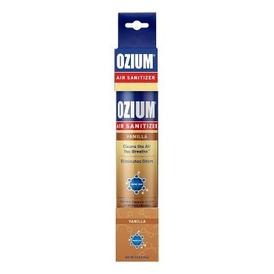 OZIUM 3.5oz Vanilla Air Sanitizer Spray