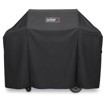 Weber® Genesis II® 3 Burner Premium Cover- Black