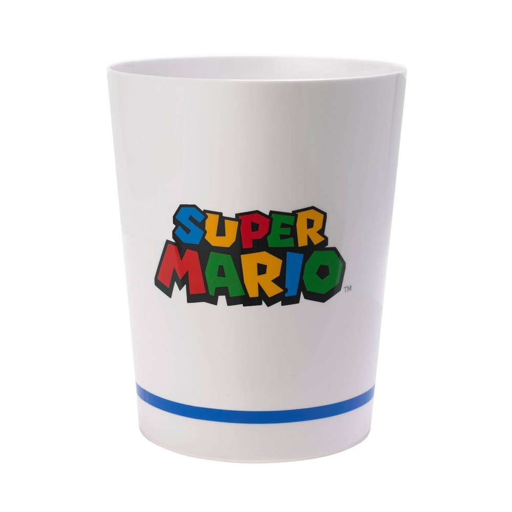 Image of Super Mario Pro Player Bathroom Trash Bin