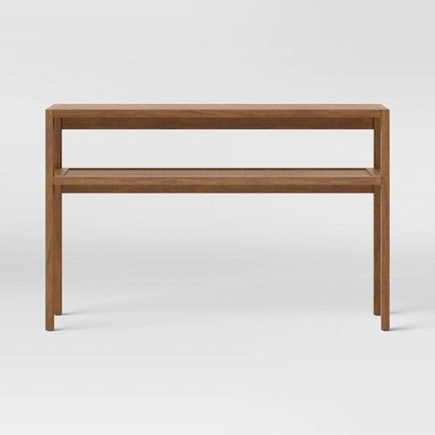 Warwick Narrow Console Table - Threshold™ - image 1 of 4