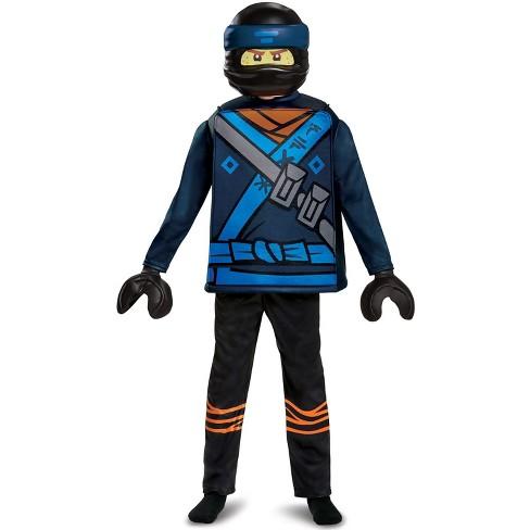 Ninjago Jay Movie Deluxe Child Costume - image 1 of 3