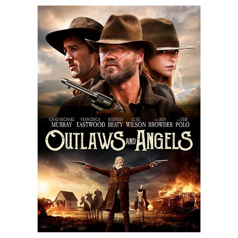 Outlaws and Angels (DVD) - image 1 of 1
