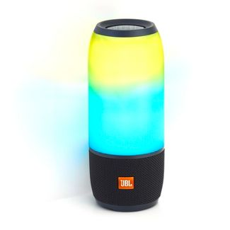 JBL® Pulse 3 Waterproof Speaker - Black (JBLPULSE3BLKAM)