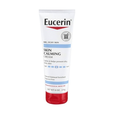 Body Lotions: Eucerin Skin Calming Cream