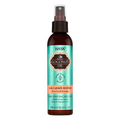 Hask Monoi Coconut Oil 5-in-1 Leave-In-Spray - 6 fl oz