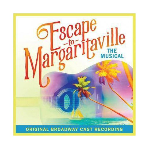 VariousVarious - Escape To Margaritaville (Ocr)escape To Margaritaville (Ocr) (CD) - image 1 of 1