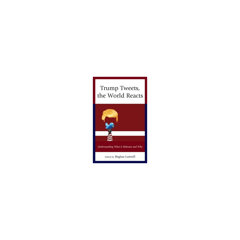 Trump Tweets, the World Reacts : Understanding What Is Relevant and Why - (Hardcover)