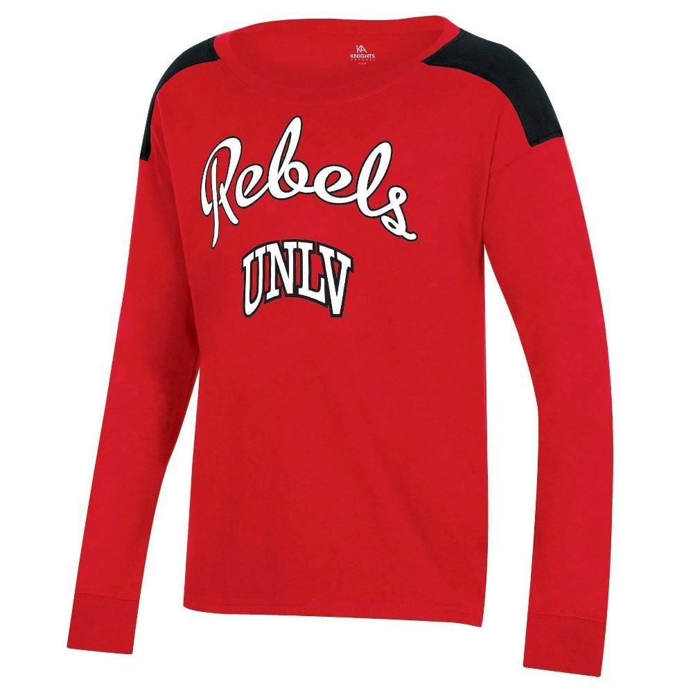 Ncaa Unlv Rebels Girls 39 Long Sleeve T Shirt M