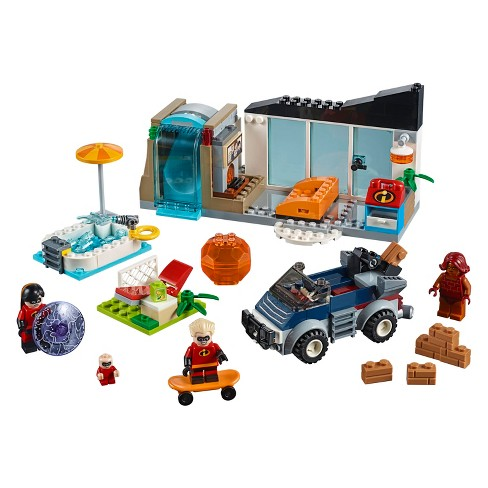 LEGO Juniors Disney Incredibles 2 The Great Home Escape 10761 - image 1 of 5