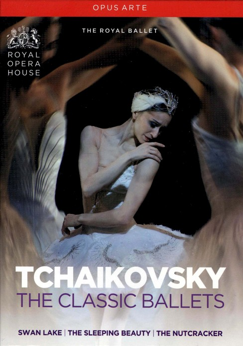 Tchaikovsky:Classic ballets (DVD) - image 1 of 1