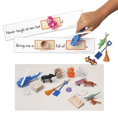 Primary Concepts 3-D Sight Word Sentences Reading Kit, 35 pc, Grade 3