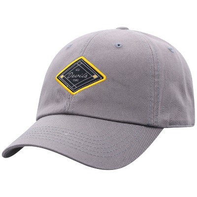 NCAA Arizona State Sun Devils Men's Gray Washed Relaxed Fit Hat