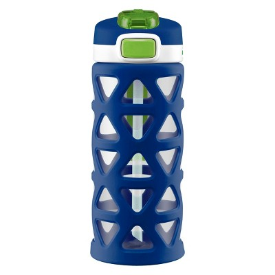 Ello® Luna 16oz Tritan Water Bottle - Blue