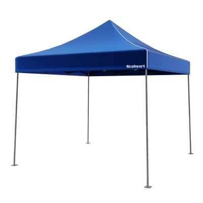 Wakeman Canopy Outdoor Party Shade Tent - Blue