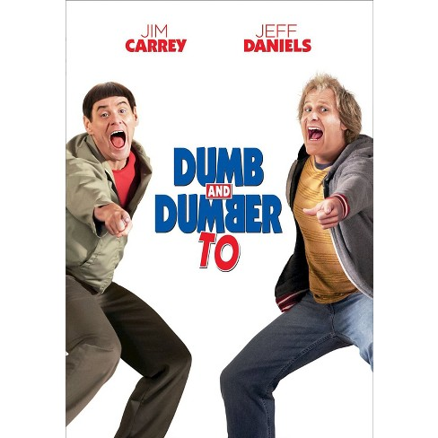 Dumb and Dumber To (dvd_video) - image 1 of 1