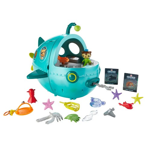 Fisher-Price Octonauts Midnight Zone Gup-A - image 1 of 12