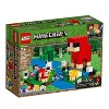 LEGO Minecraft The Wool Farm 21153 Building Set with Toy Sheep and Steve Minifigure 260pc - image 4 of 4
