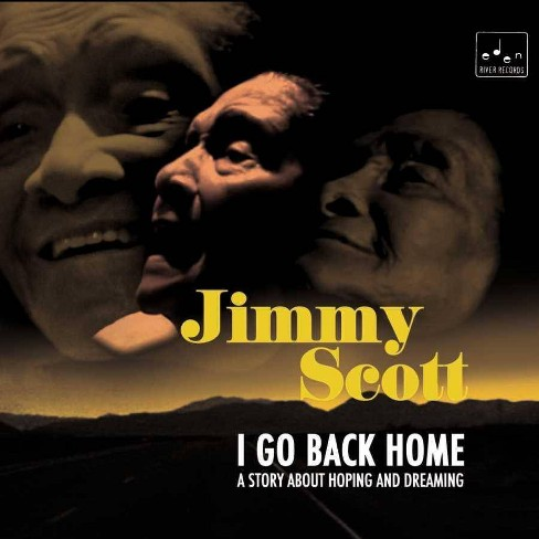 Jimmy Scott - I Go Back Home (Vinyl) - image 1 of 1