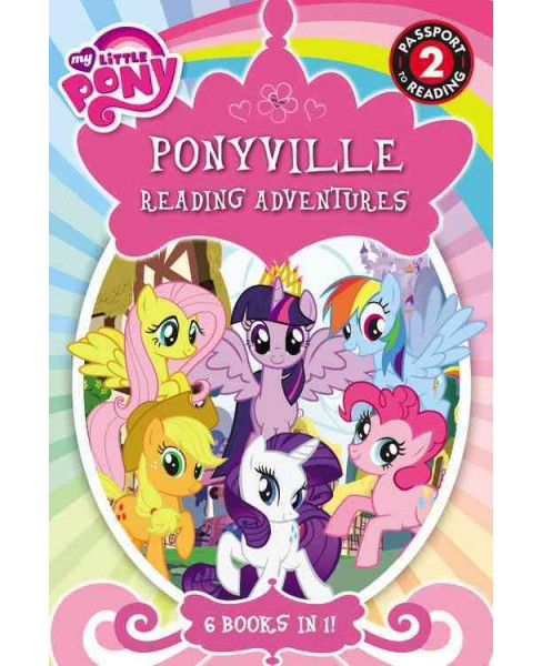 Ponyville Reading Adventures (Hardcover) - image 1 of 1