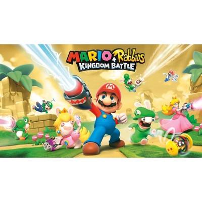 Mario + Rabbids Kingdom Battle: Gold Edition - Nintendo Switch (Digital)
