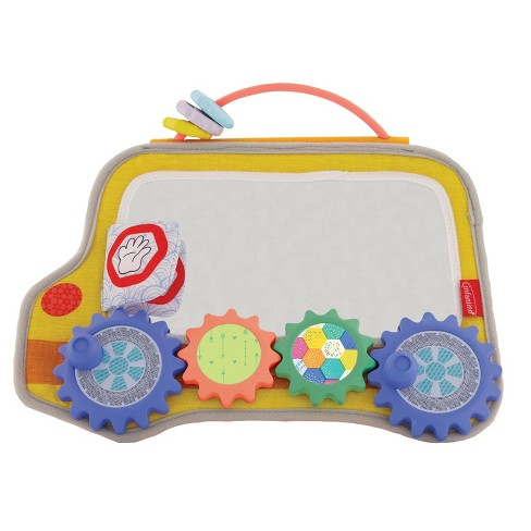 Infantino Go Gaga! 2-in-1 Gears In Motion Activity Bus - image 1 of 4