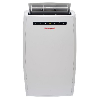 Honeywell - 12000-BTU Portable Air Conditioner with Remote Control - White