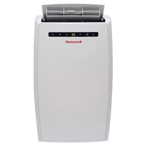 Honeywell -  12000-BTU Portable Air Conditioner with Remote Control - White - image 1 of 4
