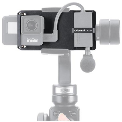 Ulanzi PT-6 Switch Mount Plate for GoPro HERO7/6/5 Cameras - image 1 of 4