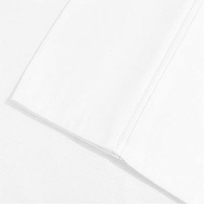 1800-Thread Count Cotton-Blend Deep Pocket Sheet Set - Blue Nile Mills
