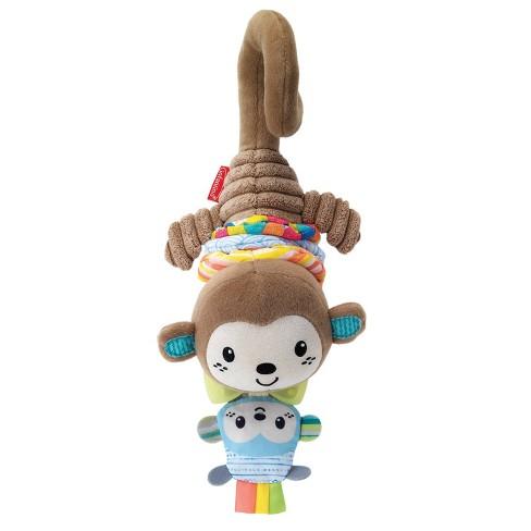 Infantino Go gaga! Musical Pull Down - Monkey - image 1 of 4