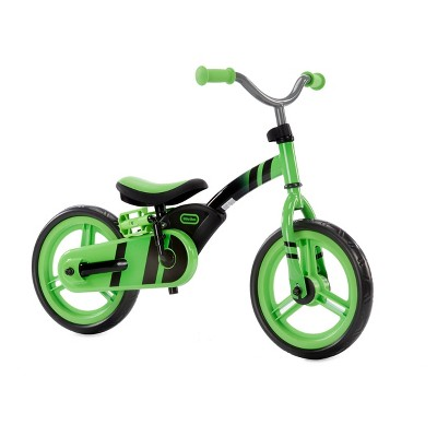 "Little Tikes My First Balance 12"" Kids' Bike - Green"