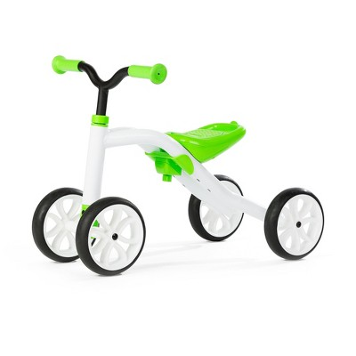 "Chillafish Quadie 12"" Grow-With-Me Ride-On"