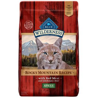 Cat Food: Blue Buffalo Wilderness Rocky Mountain Recipe