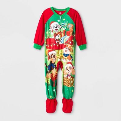 Paw Patrol Toddler Girl Footed Blanket Sleeper Pajamas PJs New 3T
