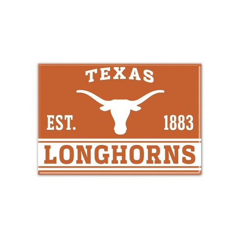 NCAA Texas Longhorns Fridge Magnet - image 1 of 1