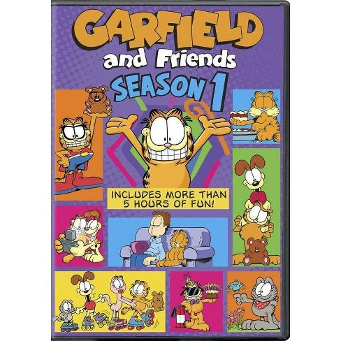 Garfield & Friends: Season One (DVD) - image 1 of 1