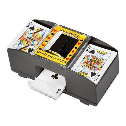 Trademark Innovations Card Deck Automatic Shuffler - image 1 of 1
