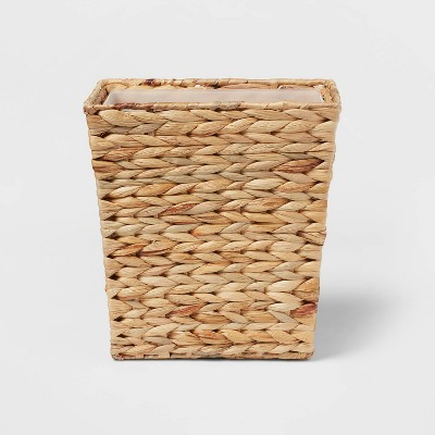 Light Weave Wastebasket Natural - Threshold™