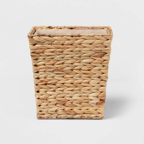 Light Weave Wastebasket Natural - Threshold™ - image 1 of 4