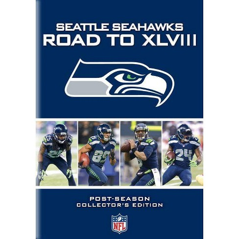 Seattle Seahawks: Road To Xlviii (DVD) - image 1 of 1
