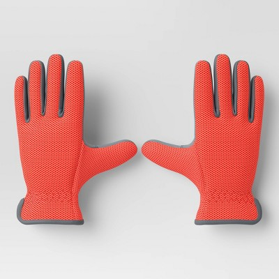 Digz Breathable Utility Work Glove Pink
