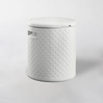 Plastic Table Cooler White - Suncast