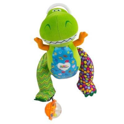 Lamaze Disney/Pixar Toy Story Clip & Go Baby Toy - Rex