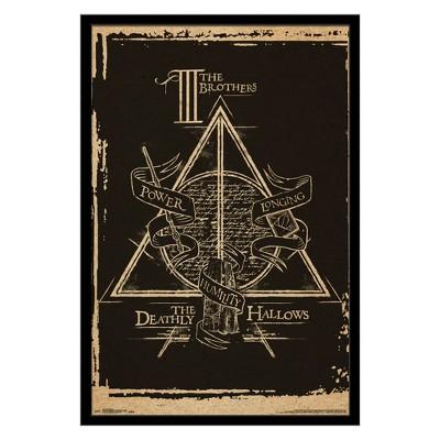 Harry Potter - Iii Framed Poster Trends International